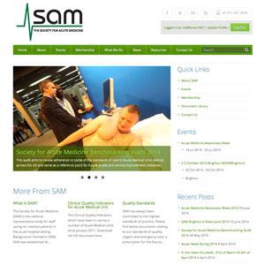 Society for Acute Medicine