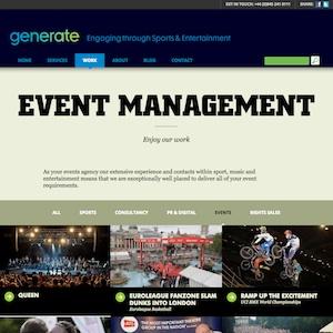 Generate Sponsorship