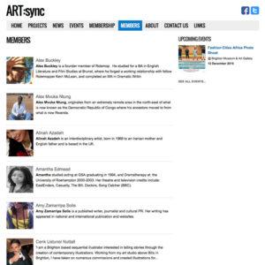 artsync-site
